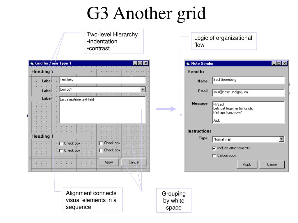 G3 Another grid