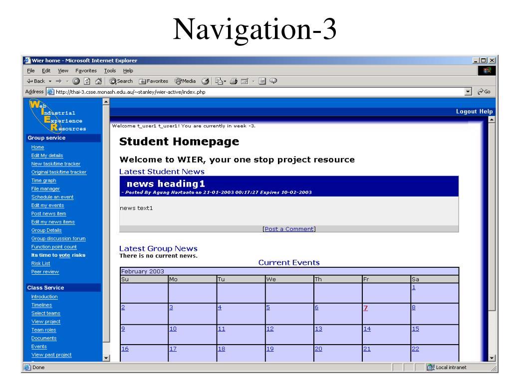 Navigation-3