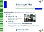 discharge plan2