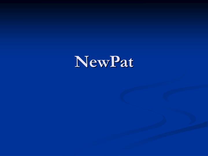 NewPat