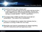 hardware virtualization rootkits1