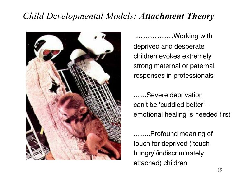 attachment theory in raising children Attachment theory in clinical work with children: bridging the gap between  research  the challenges of raising a traumatized child with attachment  difficulties.
