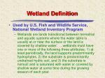 wetland definition4