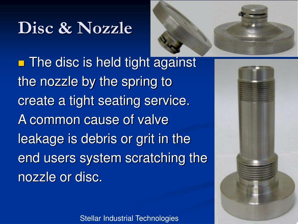 Disc & Nozzle