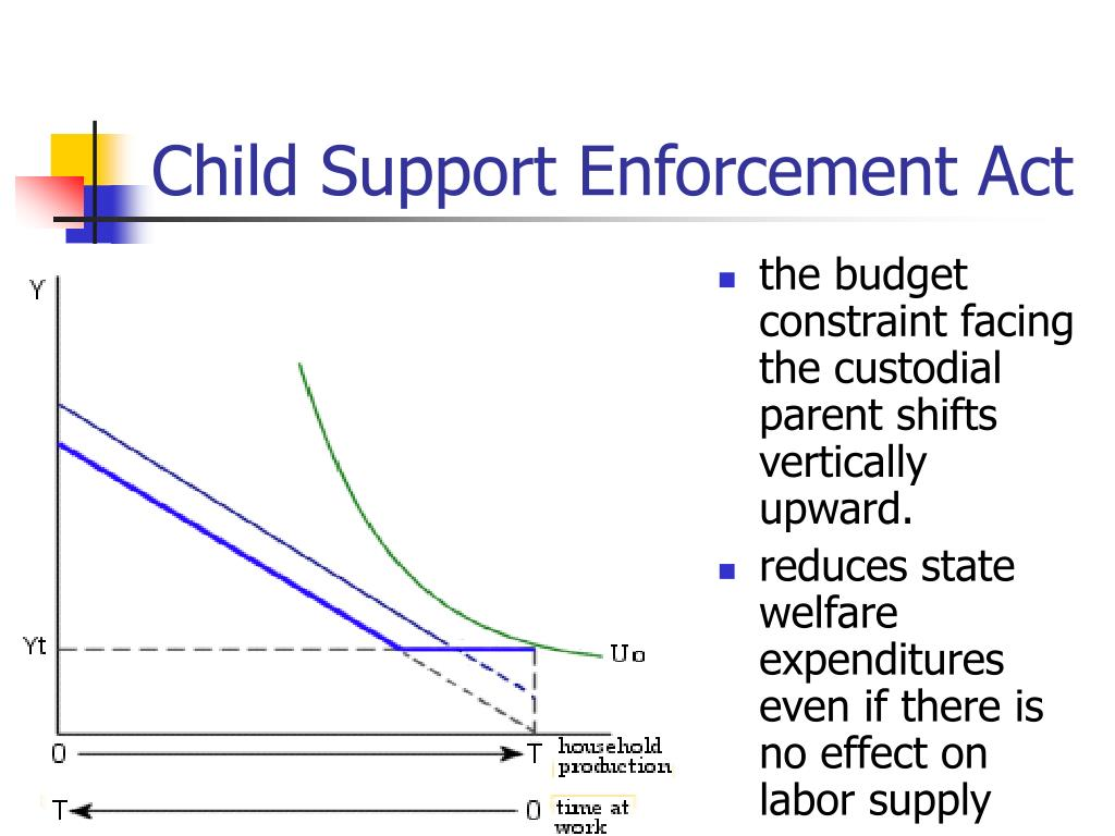 Child Support Enforcement Act