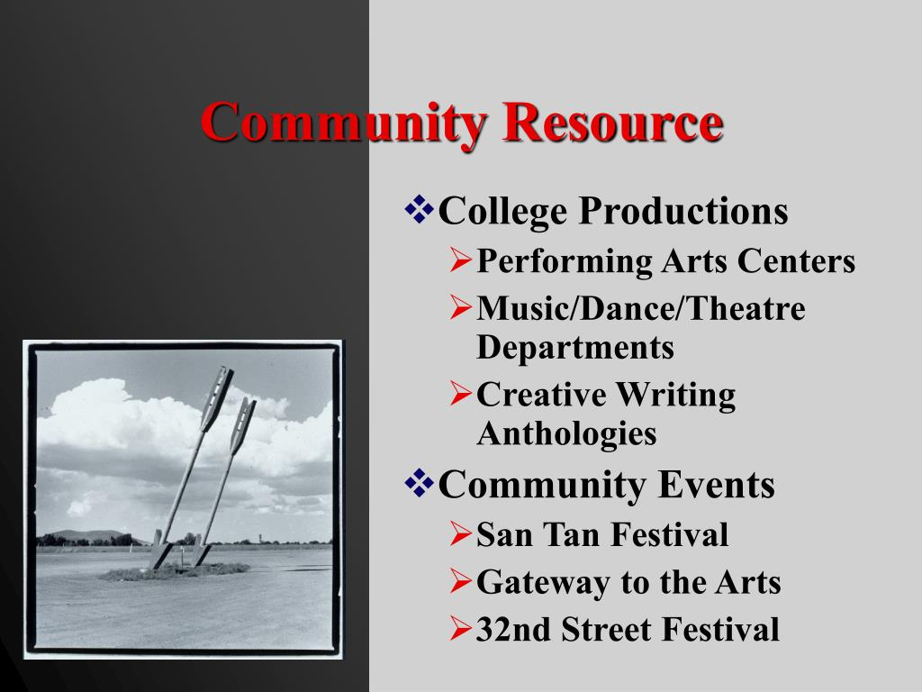 Community Resource