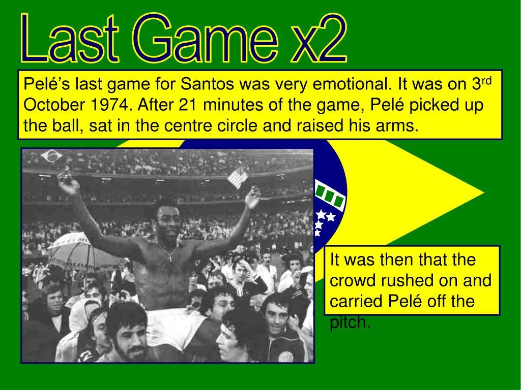 Last Game x2