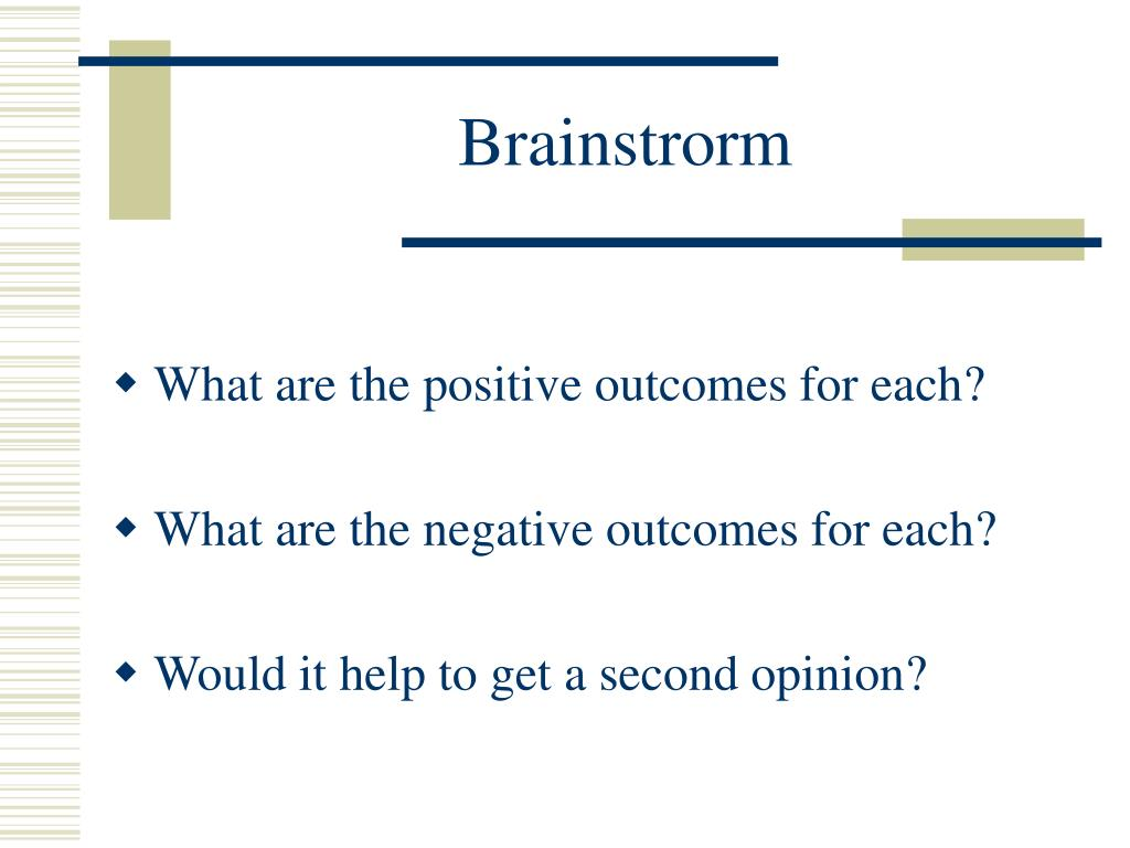 Brainstrorm