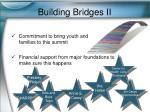 building bridges ii