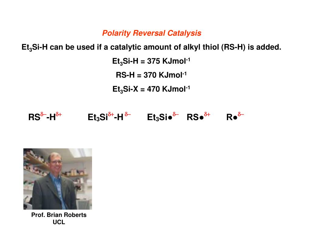 Polarity Reversal Catalysis