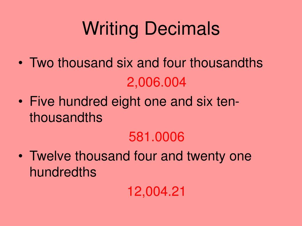 How To Write Decimals In Word Form Essay Help Xptermpaperuqluul