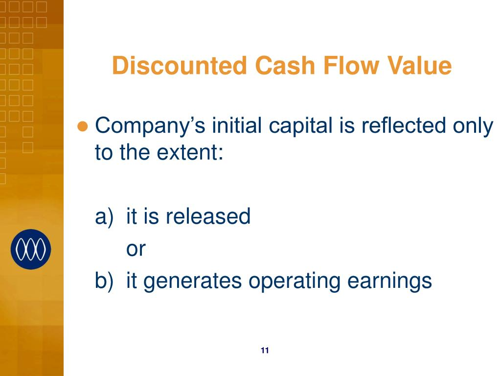Discounted Cash Flow Value