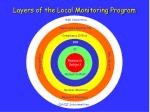 layers of the local monitoring program