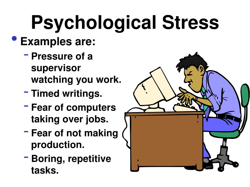 the definition of stress psychology essay By definition, stress is any uncomfortable emotional chronic stress can occur in response to everday annual review of psychology, vol 50.