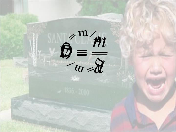 D = m / v D = m / v