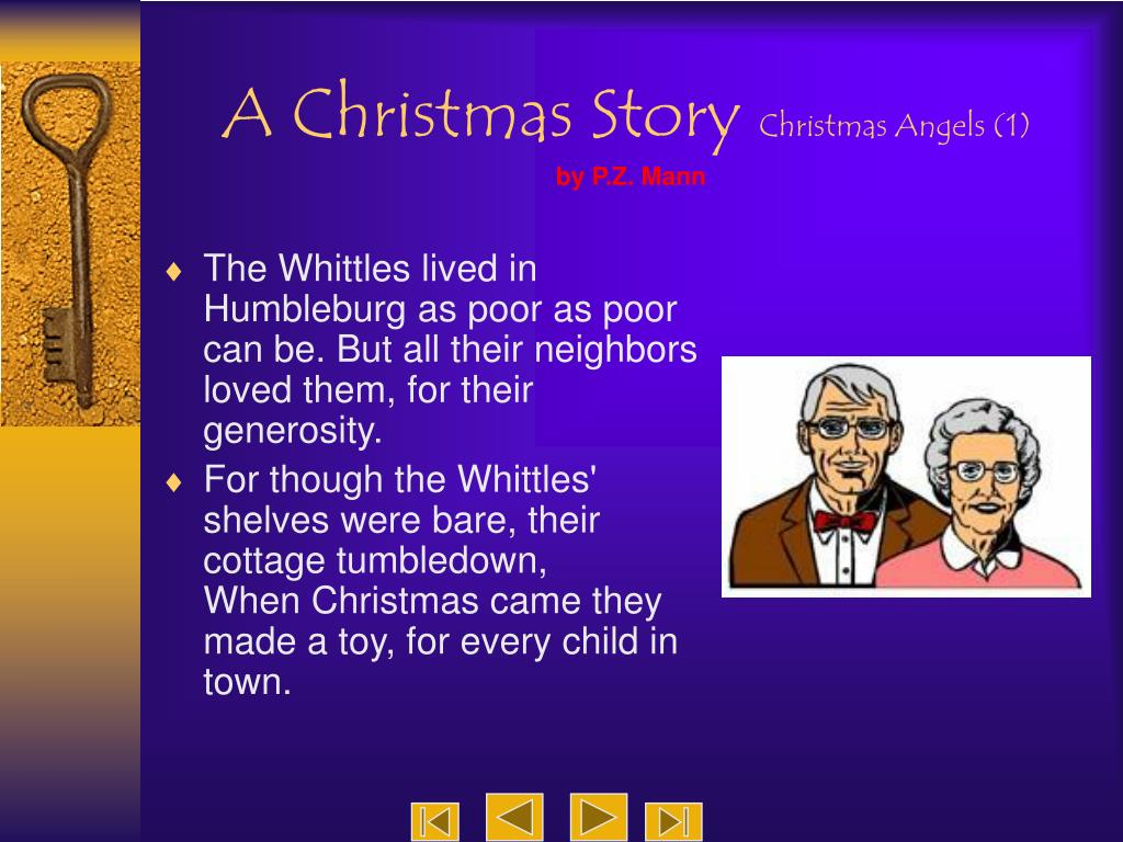 The Whittles lived in Humbleburg as poor as poor can be. But all their neighbors loved them, for their generosity.
