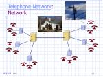 telephone network network