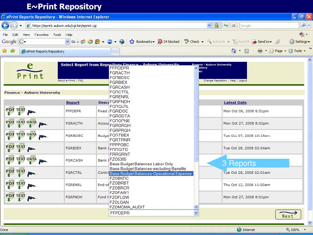 E~Print Repository
