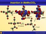 insertion in memn co 5