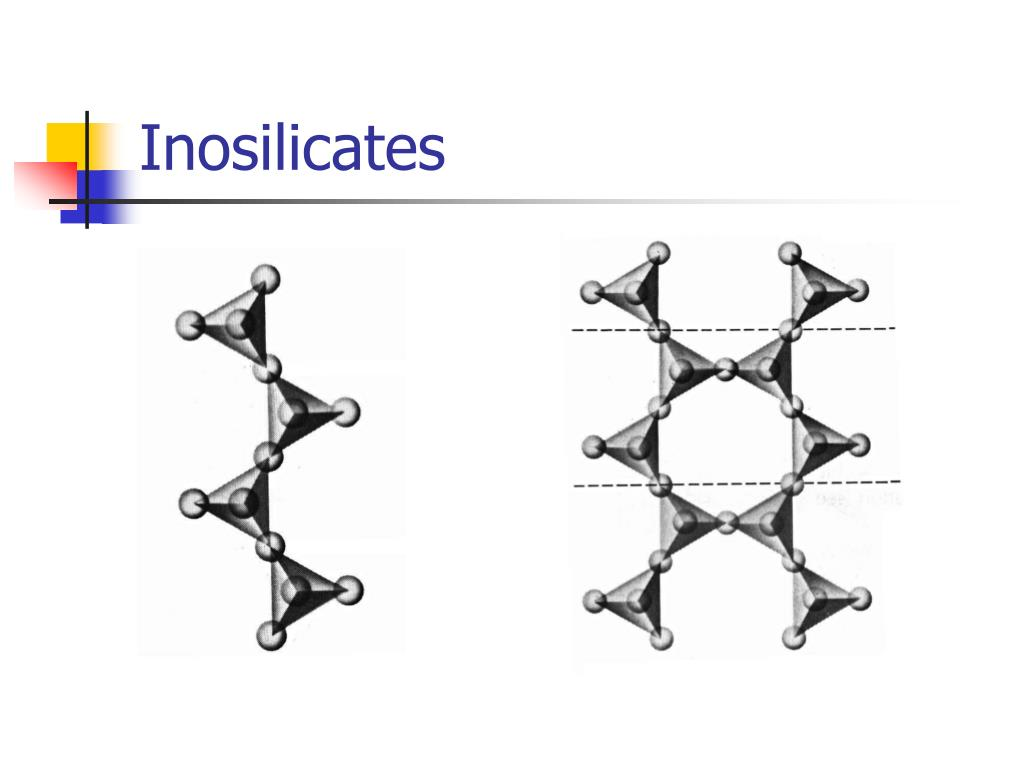 Inosilicates
