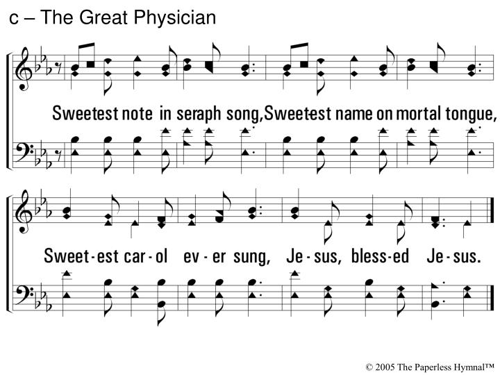 C the great physician l.jpg