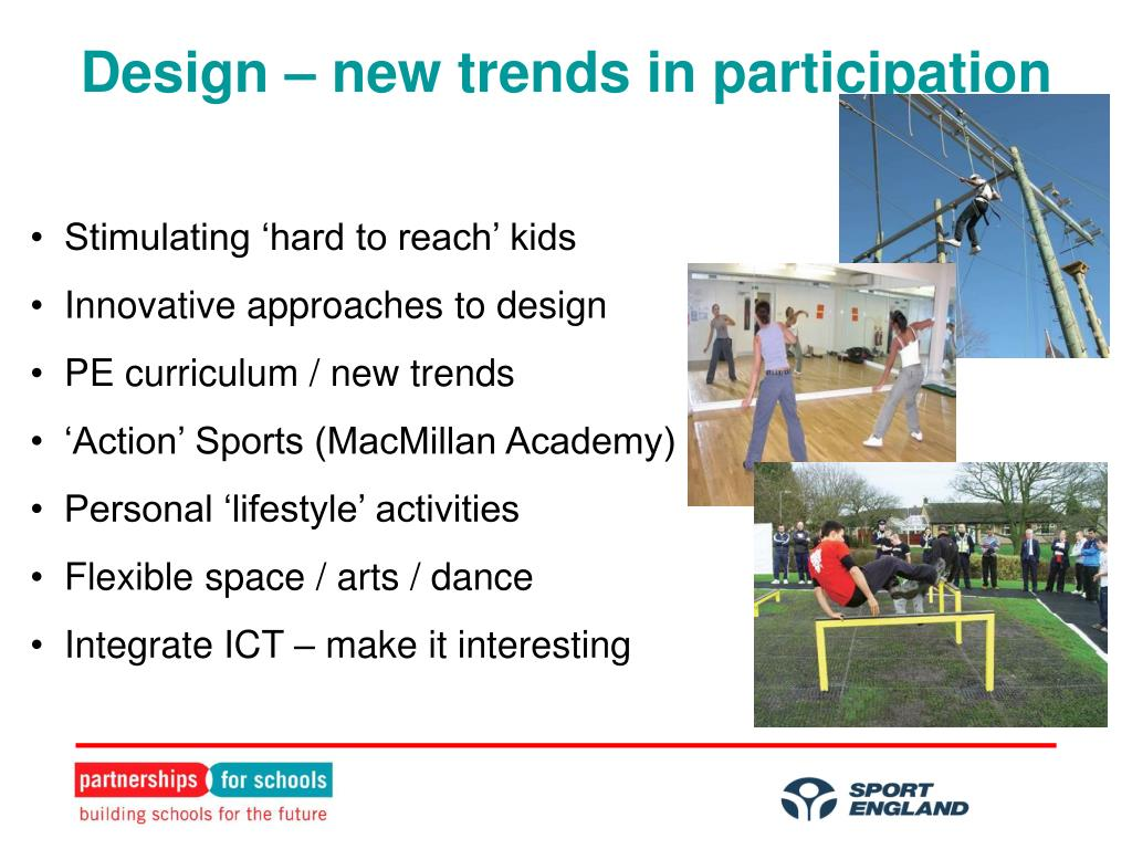 Design – new trends in participation