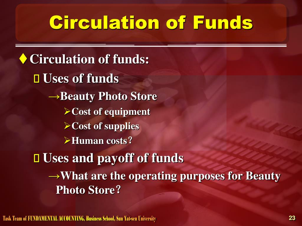 Circulation of Funds