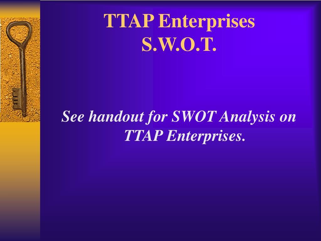 TTAP Enterprises