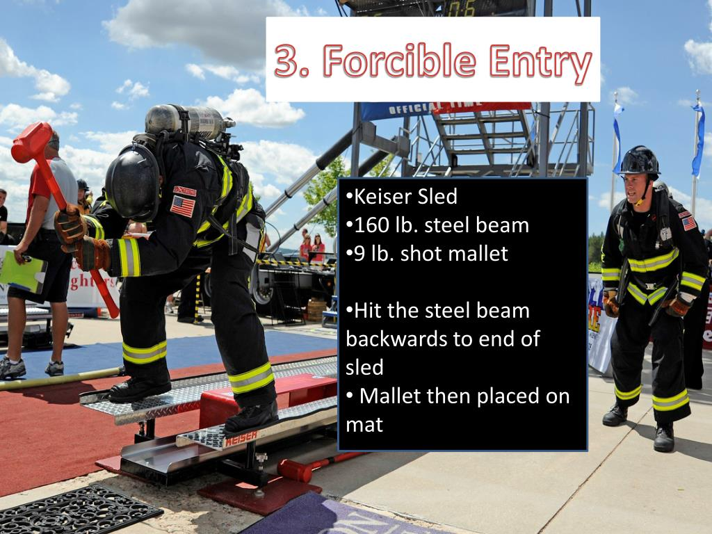3. Forcible Entry