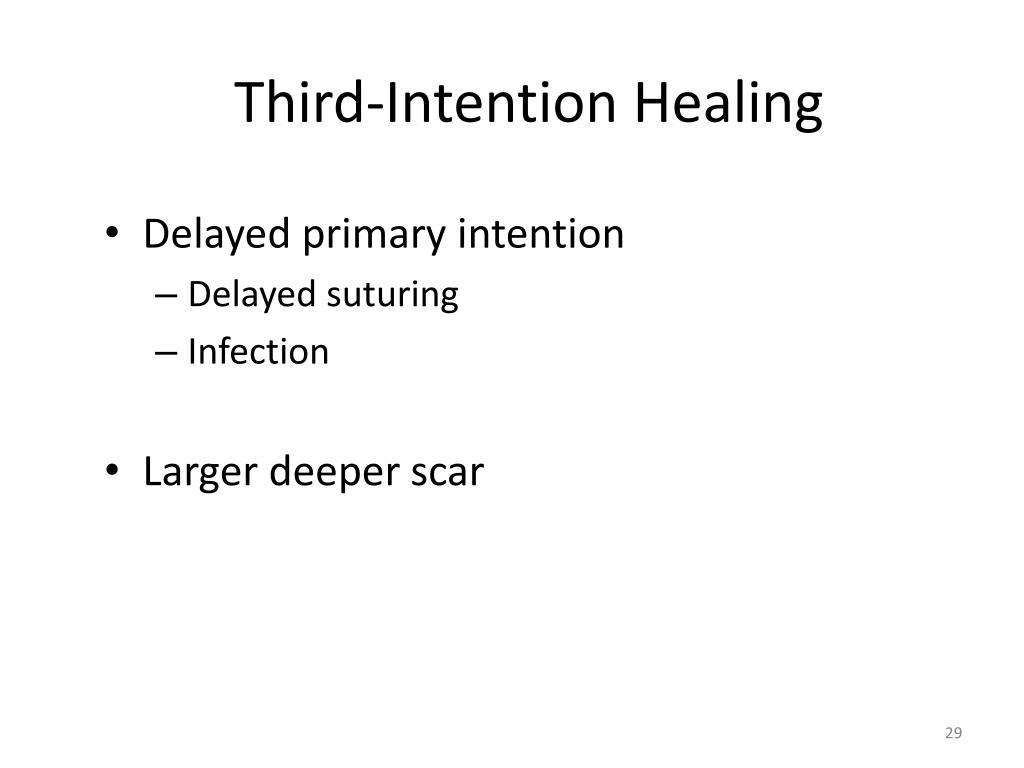 Third-Intention Healing