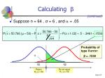 calculating57