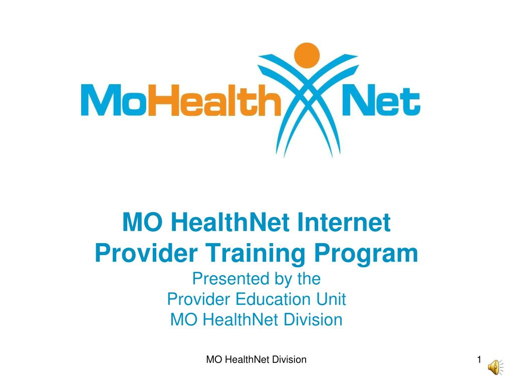 MO HealthNet Internet