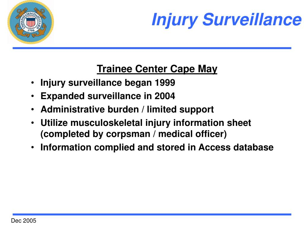 Trainee Center Cape May