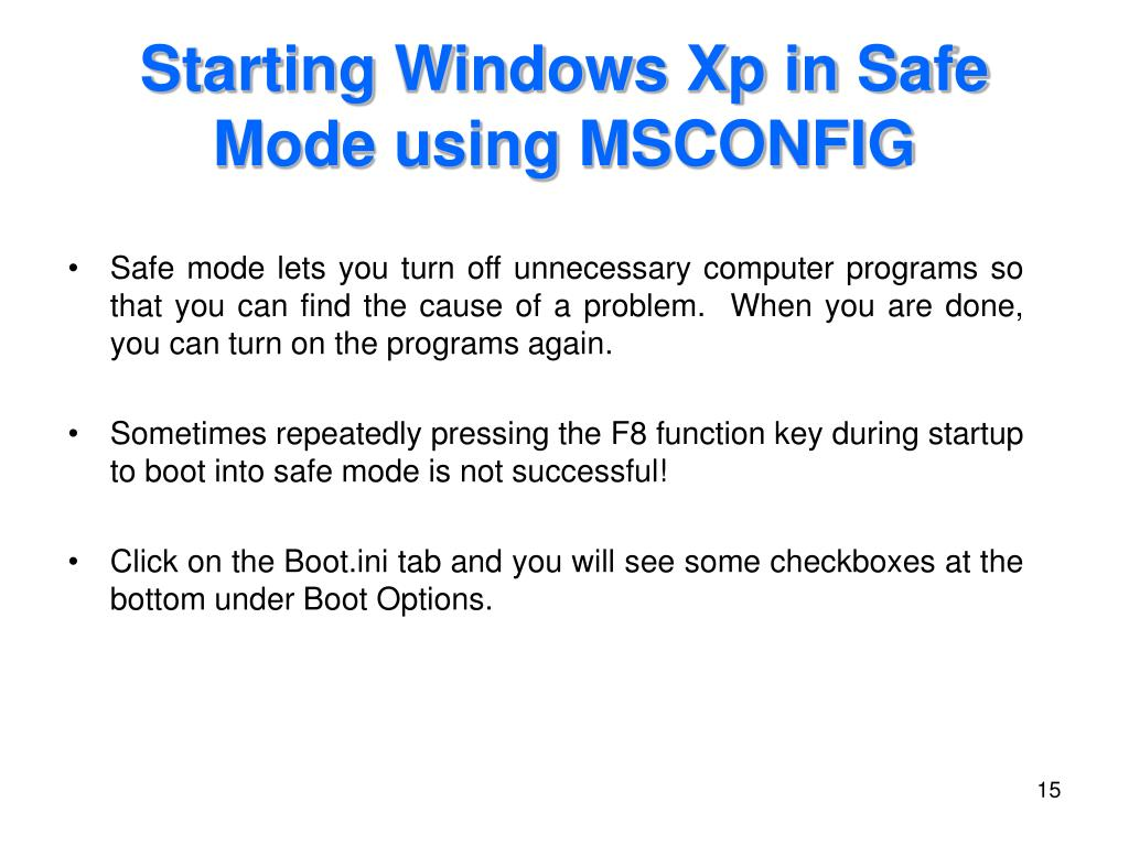 PPT - Basic PC Maintenance (Step-by-Step) PowerPoint ...