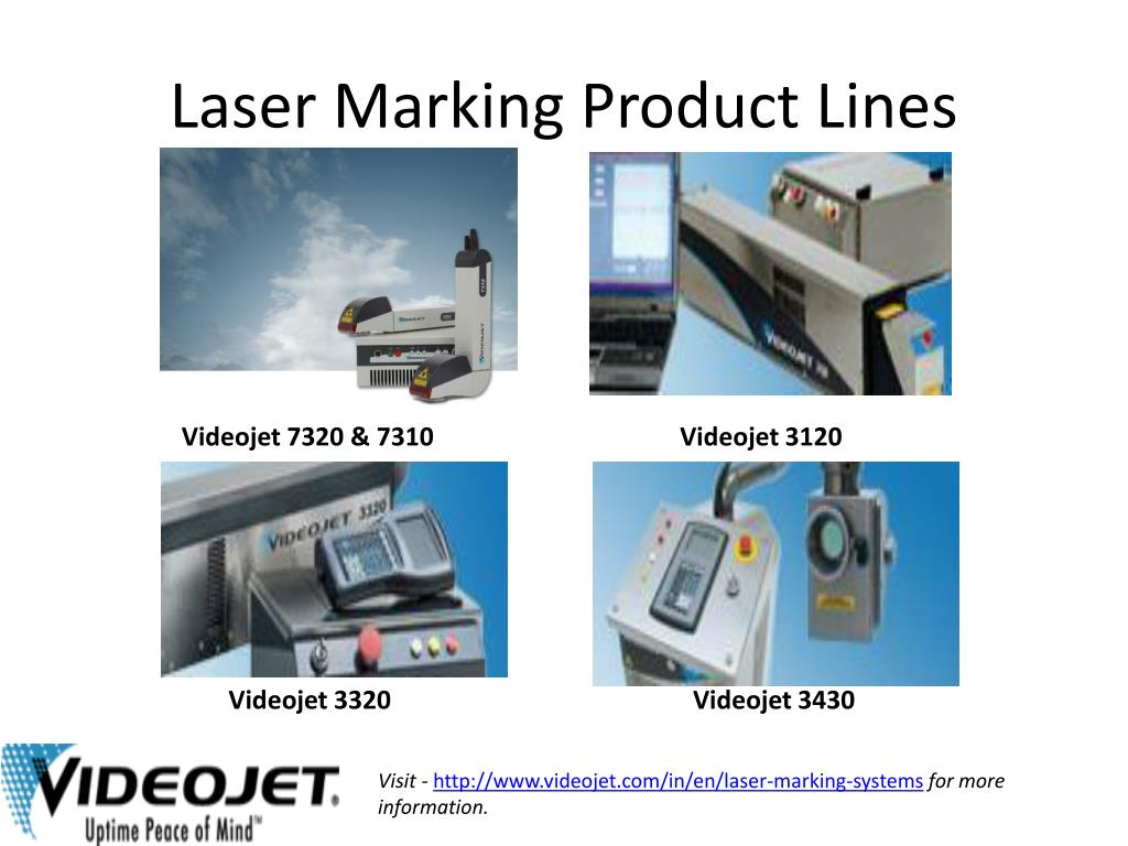 Laser Marking Product Lines