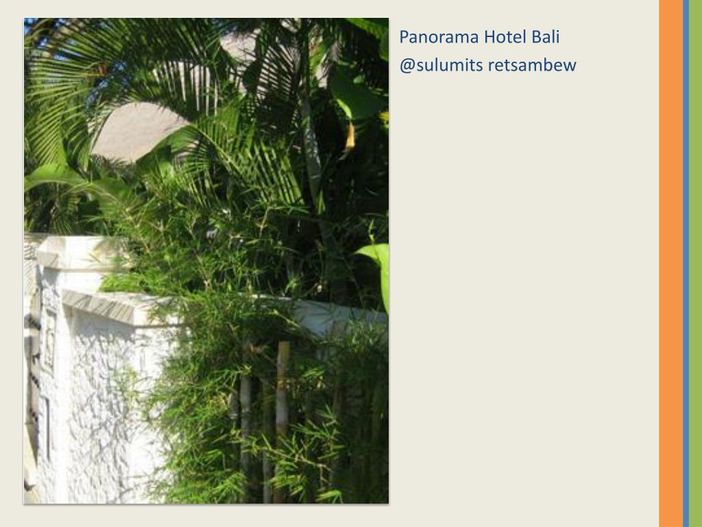 Panorama Hotel Bali
