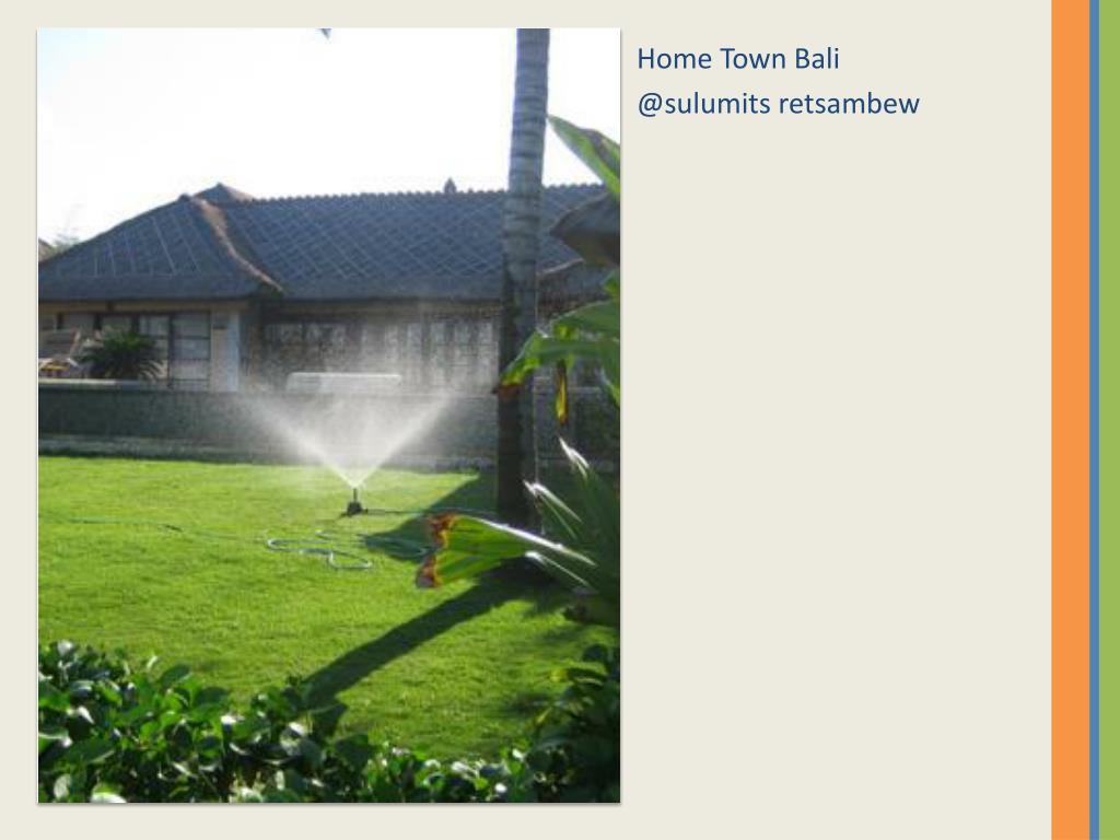 Home Town Bali