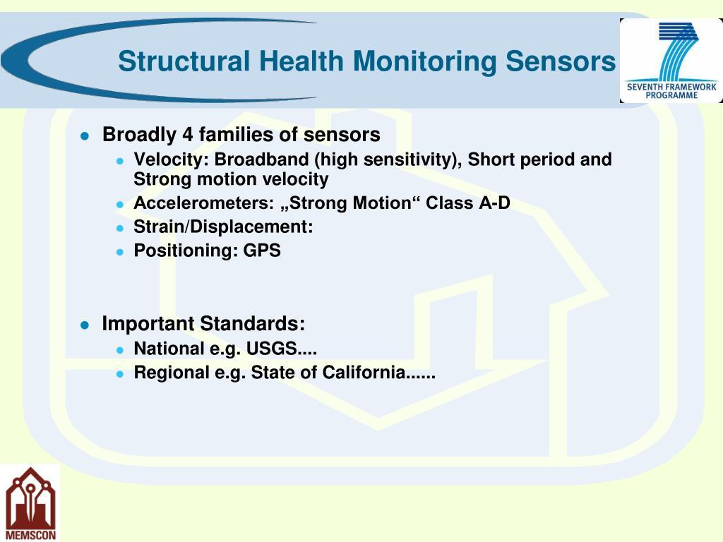 "PPT - ""MEMS based seismic and vibration sensors in ..."