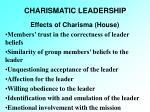 charismatic leadership34