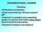 organizational change17