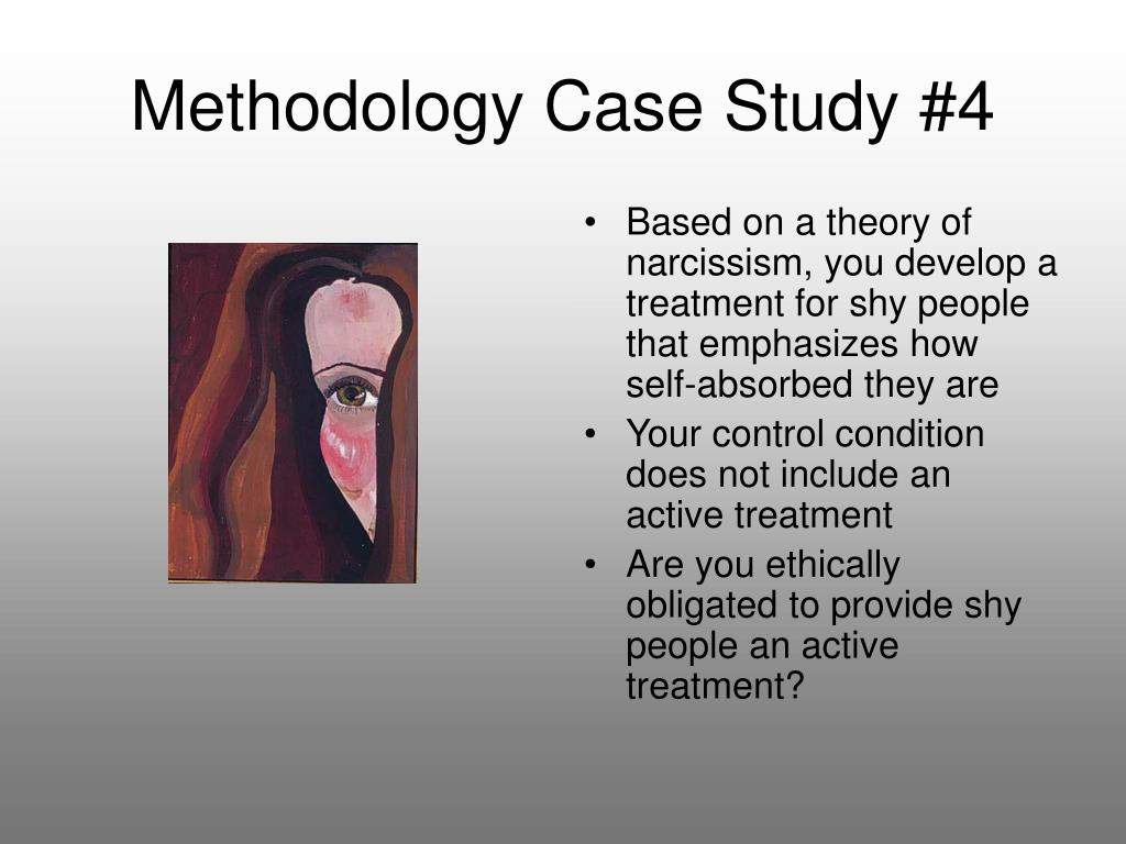 Methodology Case Study #4
