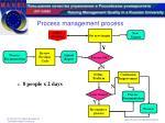 process management process