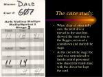 the case study22