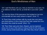 god s mindfulness of man15