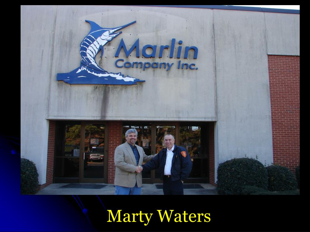 Marty Waters