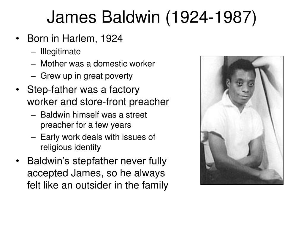 James Baldwin (1924-1987)