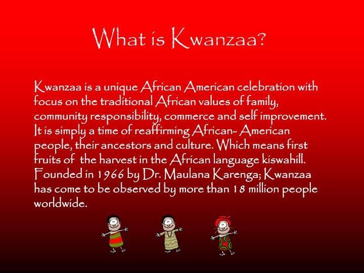 What is kwanzaa l.jpg