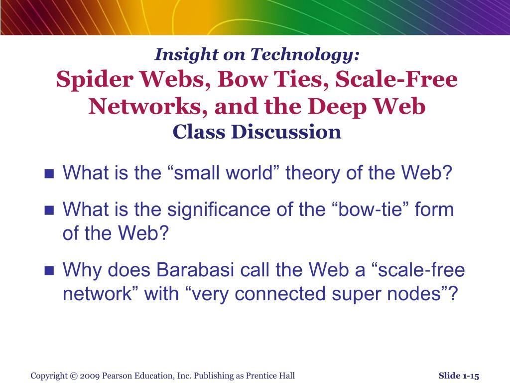 Insight on Technology: