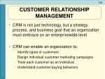 customer relationship management35