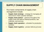 supply chain management30